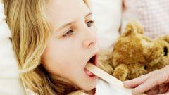 Как справиться с ангиной у ребенка
