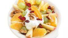 Ананасовое наслаждение: легкий фруктовый десерт