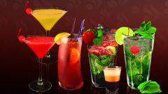 Рецепты алкогольных фруктовых коктейлей