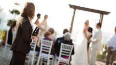 Как стать организатором свадеб