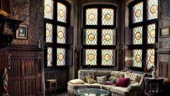 Как оформить интерьер в готическом стиле