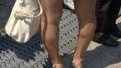 Как скрыть кривые ноги?