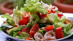 Как приготовить  витаминный салат морской