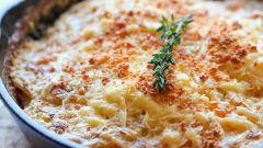 Как запечь картошку под пармезаном до хрустящей корочки