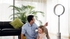 Что такое безлопастной вентилятор?