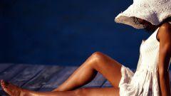 Как подготовить кожу к загару