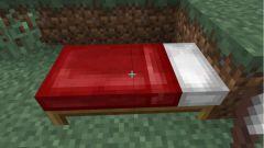 Как сделать в Майнкрафте кровать