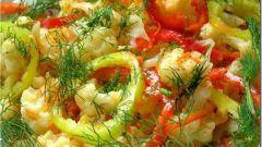 Как приготовить воскресный салат