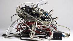 Как замаскировать провода и шнуры