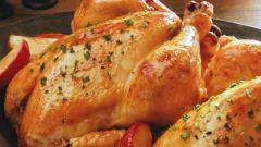 Как приготовить цыпленка в меду