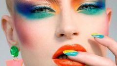 Модные цвета макияжа в сезоне весна-лето 2014