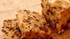 Шотландский кекс с сухофруктами
