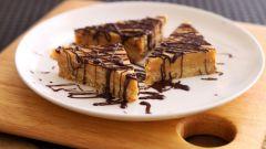 Как приготовить пирожные с шоколадным ганашем