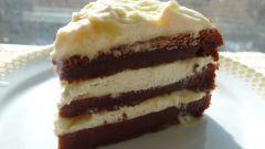 Как приготовить шоколадный пирог с маскарпоне