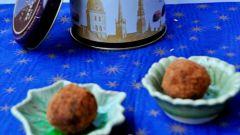 Натуральные конфеты из чечевицы и фиников