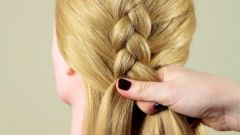 Как научиться плести на себе косы
