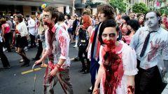 Как сделать костюм зомби самому