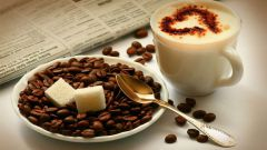 Напитки с высоким содержанием кофеина