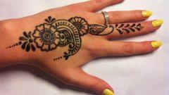 Что такое временные татуировки