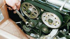 Как заменить ремень помпы на ВАЗ 21124