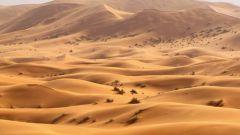 Чем уникальны зыбучие пески
