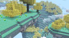 Как сделать Рай в Minecraft