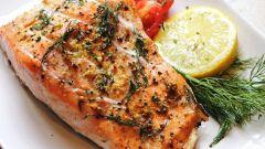 Как приготовить лосося в фольге