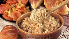 Готовим перловку с ореховым маслом по - французски