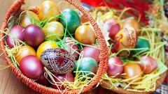 Домашние способы покрасить пасхальные яйца