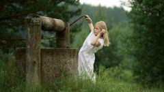 Чистая вода на даче