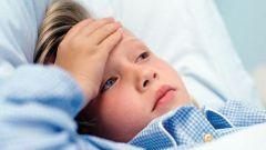 Что делать, если ребенок ударился головой