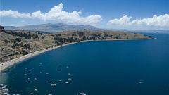 Где находится самое большое высокогорное озеро