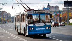 Как ходит транспорт в Москве