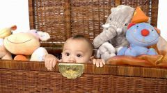 Учим ребенка убирать игрушки