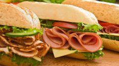 Булочки для сэндвичей