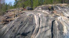 Что такое осадочные горные породы