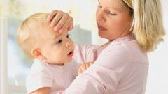 Как снизить температуру у младенца