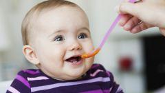 Что готовить ребенку первого года жизни