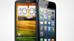 Какой телефон лучше: htc или iphone