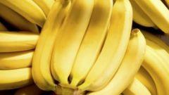 Полезны ли бананы?