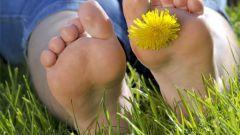 Как понять, почему потеют ноги