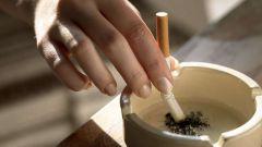 За какое время очищаются легкие курильщика