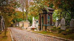 Где находятся кладбища знаменитостей