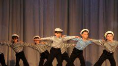 Когда появился матросский танец