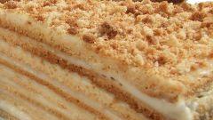 Как приготовить несложный торт со сметанным кремом