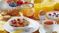 Варианты простого и полезного завтрака