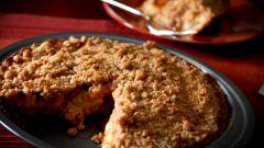 Как приготовить тертый пирог с яблоками