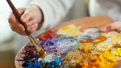 Как нарисовать картину на холсте маслом