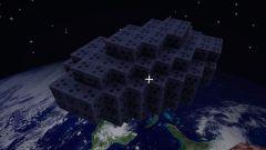 Как сделать в Майнкрафте космос