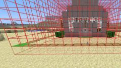 As privacity house in Minecraft
